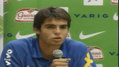 Kaka A legend in the making