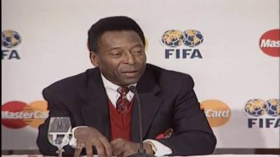 Pele The King Of Football