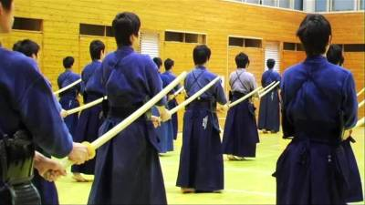 Japan: Samurais Of The Kendo