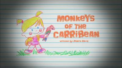 Monkeys of the Caribbean