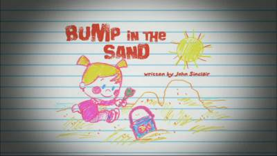 Bump in the Sand
