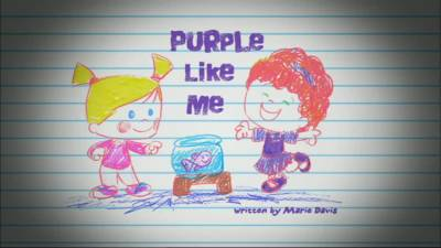 Purple Like Me