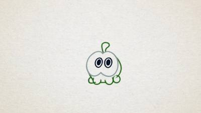 How To Draw Small Om Nom From Cut The Rope Magic