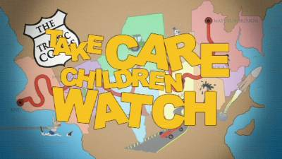 Take Care Children Watch