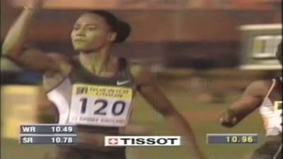 Sports Pro : Marion Jones