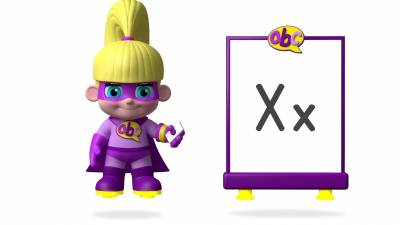 Learning the Phonic Alphabet with Vicky Voice