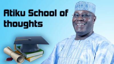 Atiku's School Of Thought