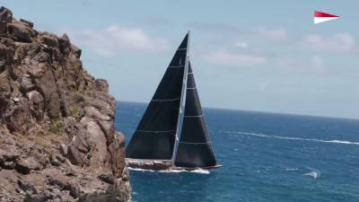 St Barths Bucket 2017 - Race Day 2