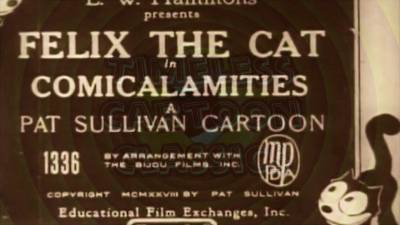 Felix The Cat Comicalamities