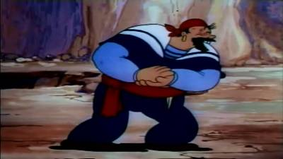 Popeye - Big Bad Sinbad