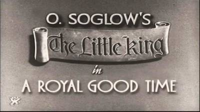 Royal Good Time