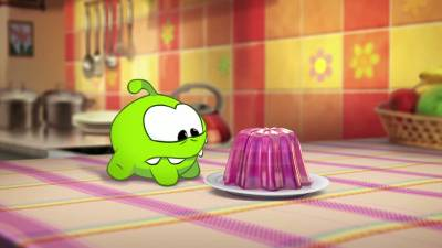Om Nom Stories: Favorite Food