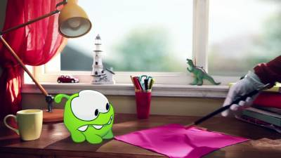 Om Nom Stories: Magic Tricks