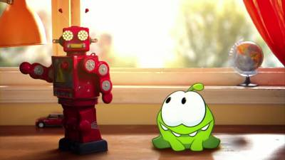 Om Nom Stories: Robo Friend