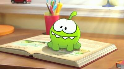 Om Nom Stories: Time Trave - Home Sweet Home