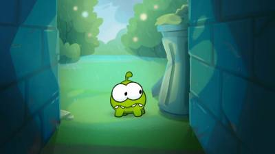 Om Nom Stories: Unexpected Adventure - City Park