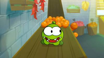 Om Nom Stories: Unexpected Adventure - Fruit Market