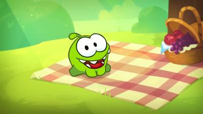 Om Nom Stories: Magic - Mad Tea Party