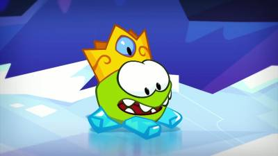 Om Nom Stories: Magic - Ice Cave