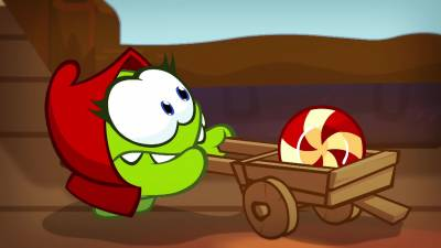 Om Nom Stories: Magic - Little Red Ridding Hood