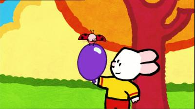 Louie, draw me a hot air balloon