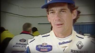 Ayrton Senna - The Unauthorised and Complete Story