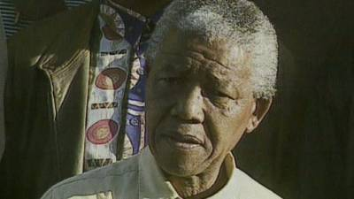 Nelson Mandela - One Man