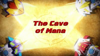 The Cave of Mana