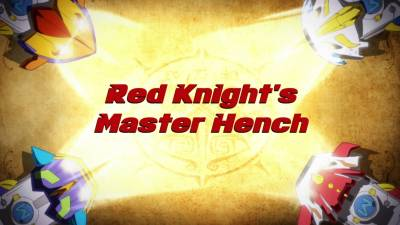 Red Knight's Master Hench