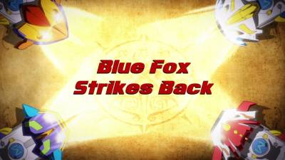 Blue Fox Strikes Back