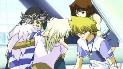 Double Duel Part 1 - Yugi And Kabia Vs. Lumis And Umbra