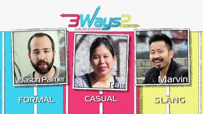 3Ways2 - Episode 21