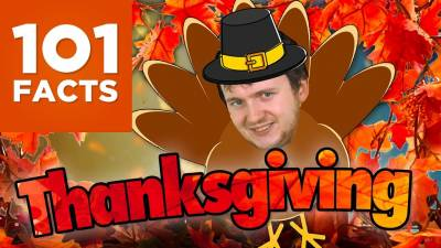101 Facts About Thanksgiving