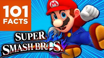 101 Facts About Super Smash Bros