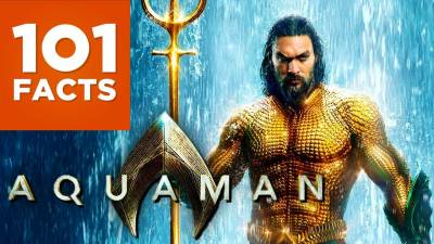 101 Facts About Aquaman