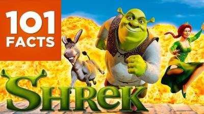 101 Facts About Shrek