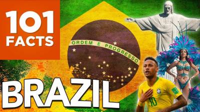 101 Facts About Brazil