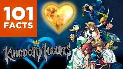101 Facts About Kingdom Hearts