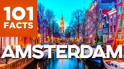 101 Facts About Amsterdam