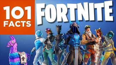 101 Facts About Fortnite