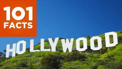 101 Facts About Hollywood