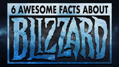 6 Awesome Facts About Blizzard