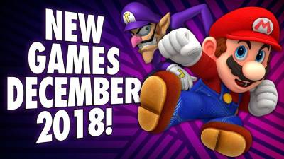 6 New Games For December 2018! - Super Smash Bros Ultimate | Just Cause 4 - PS4 | Xbox | PC | Switch