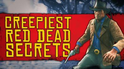 6 Creepy Secrets In Red Dead Redemption 2