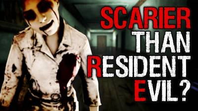 6 Games SCARIER Than Resident Evil