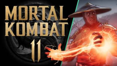 Mortal Kombat 11 - Trailer Reaction | LVL UP