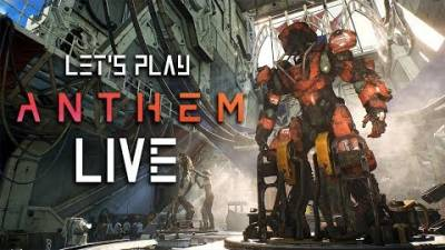 Is Anthem A Destiny 2 Clone | Three Hours Of Anthem Gameplay LIVE