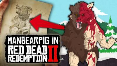 6 CRAZIEST Red Dead Redemption 2 Easter Eggs