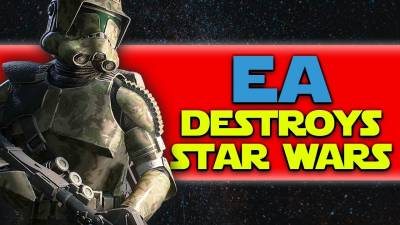 EA Destroys Star Wars...AGAIN! | ATG Super Show Podcast