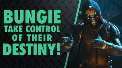 Bungie SPLITS From Activision (And KEEP Destiny!)| LVL UP